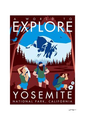 Yosemite: Explore