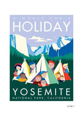 Yosemite: Holiday