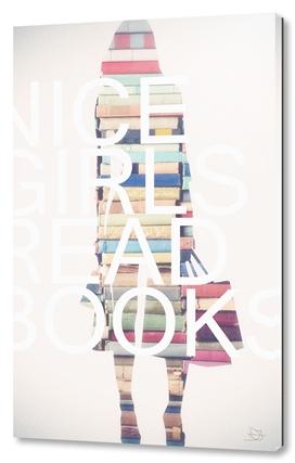 Nice Girls Read Books