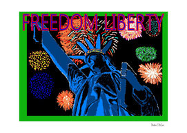 FREEDOM-LIBERTY