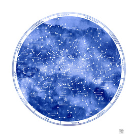 STAR MAP NORTH
