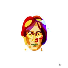 Psychedelic John Lennon