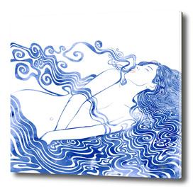 WATER NYMPH LXVII