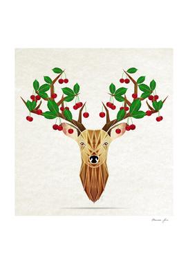 deer summer