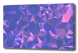 Triangular Blue Indigo Orchid