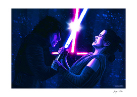 ''This Lightsaber Belongs To Me''