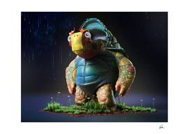 Turtago the Turtle