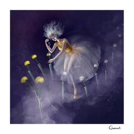 Dandelion Fairy