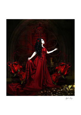 GOTHIC BLOOD ROSES