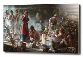 Bath Viking