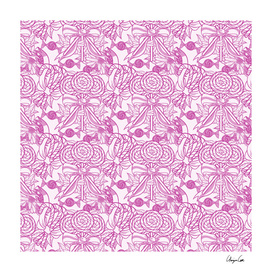 Soft Cotton (Candy Pattern)