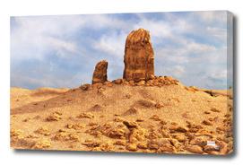 Desert Rock.