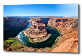 Horseshoe Bend -Arizona, United States.