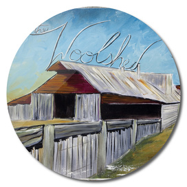 The Woolshed in the Sky