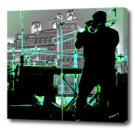 Big Sam (Trombone Man)