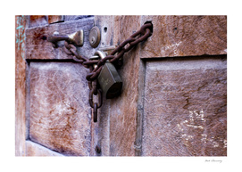 Behind the Locked Door
