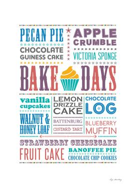 Bake Days