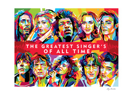 The Greatest Singers of All Time