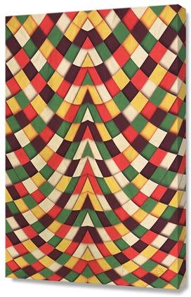 Rastafarian Tile