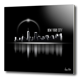 Graphic Art | A Dream of New York City no. 1