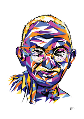 Legends of the Fall –Gandhi at Peace