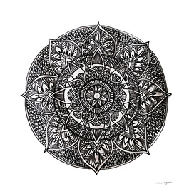 Mandala Creation 5