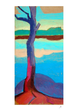 Riverside trees 1 (s)