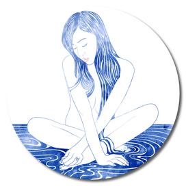 WATER NYMPH XCVIII