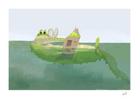 Crocodile Times