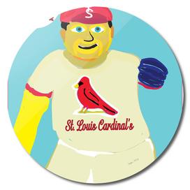 St. Louis Cardinal's Player
