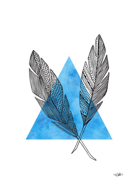Quills - Blue
