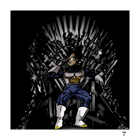 Game Of Thrones Vegeta