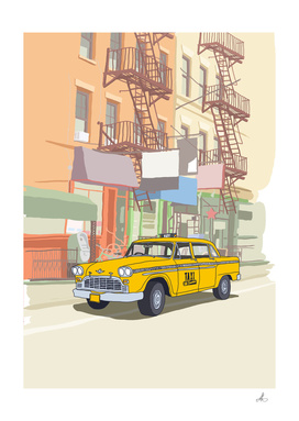 New York Taxi