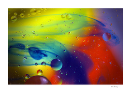 Abstract Oil Photo