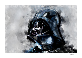 The Darth Vader Portrait