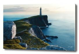 light house cliff