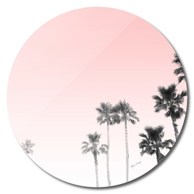 Tranquillity - pink sky