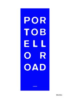 Portobello Road - London