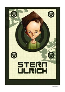 CODE LYOKO - Ulrich Stern