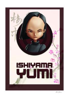 CODE LYOKO - Yumi Ishiyama