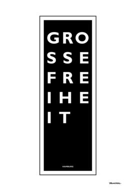 Grosse Freiheit - Hamburg