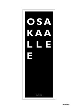 Osakaallee - Hamburg