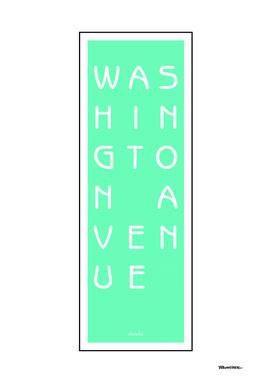 Washington Avenue - Miami
