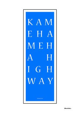 Kamehameha Highway - Honolulu