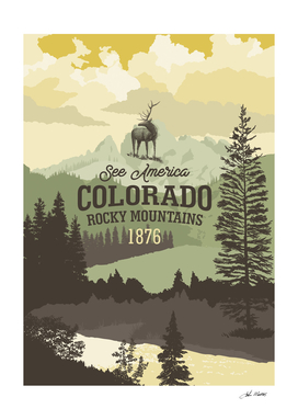 See America – Colorado Rocky Mountains