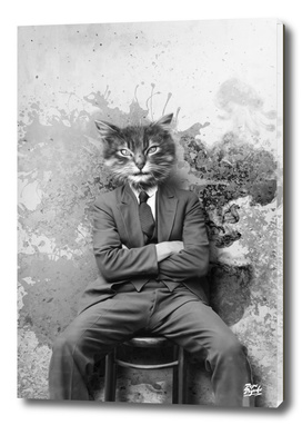 Gangster Cat Pepe Psyche