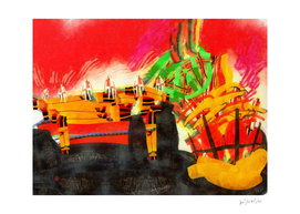 Malevich`s land 02-14