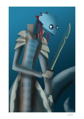 monster warrior