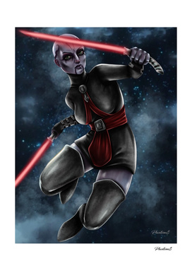 Assaje Ventress
