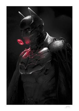 Batman Future fanart